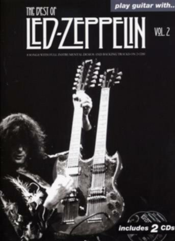 Wise Publications Play Guitar With Led Zeppelin Vol.2 - Image principale