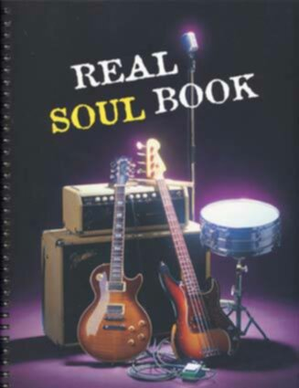 ID Music REAL SOUL BOOK  - Image principale