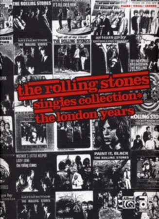 ID Music ROLLING STONES SINGLES COLLECTION LONDON YEARS - Image principale