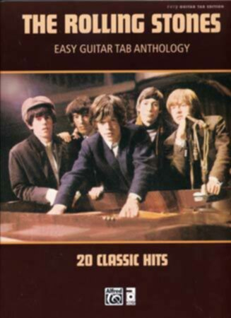 ID Music ROLLING STONES EASY GUITAR TAB ANTHOLOGY   - Image principale