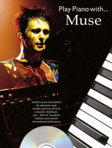 Wise Publications Play Piano With Muse - Image principale