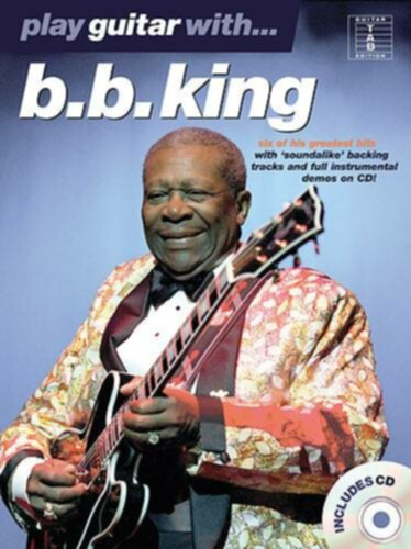 Wise Publications Play Guitar With B.B. King - Image principale