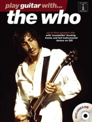 Carish Play Guitar With The Who - Image principale