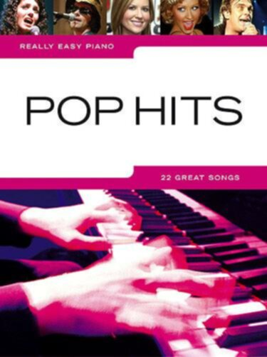 Wise Publications Really Easy Piano: Pop Hits - Image principale