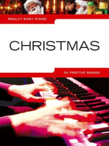 Wise Publications Really Easy Piano: Christmas - Image principale