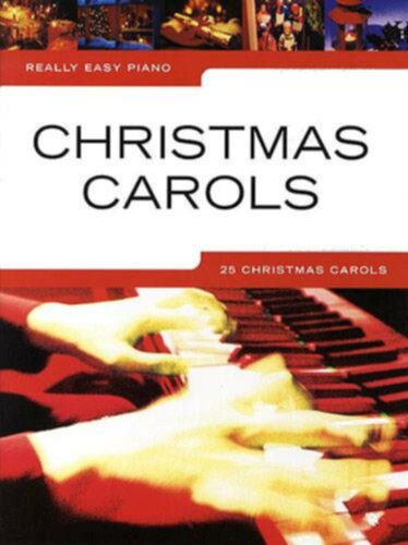 Wise Publications Really Easy Piano: Christmas Carols - Image principale