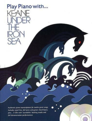 Wise Publications Play Piano With Keane: Under The Iron Sea - Image principale