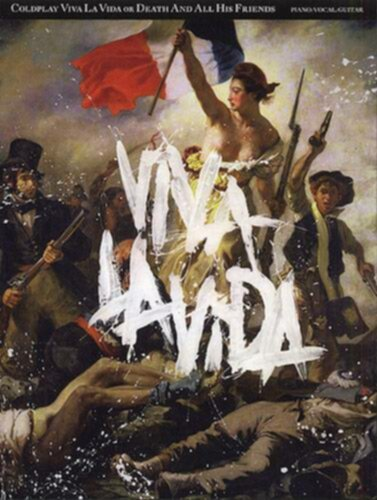 Wise Publications Coldplay: Viva La Vida or Death And All His Friends - Image principale
