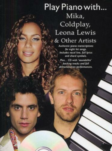 Wise Publications Play Piano With Mika, Coldplay, Leona Lewis And Other Artists - Image principale