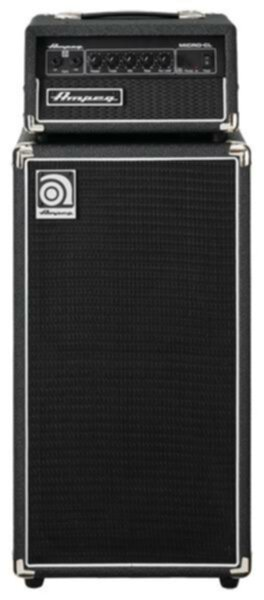 Ampeg ampli basse Ampeg MICRO CL STACK - Image principale
