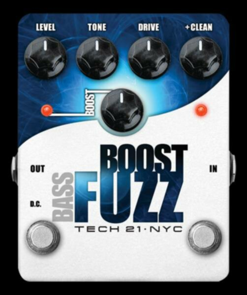 Tech21 BASS BOOST FUZZ  - Image principale