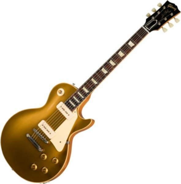 Gibson Custom Shop 1956 Les Paul Goldtop Reissue 2019 - vos double gold - Image principale