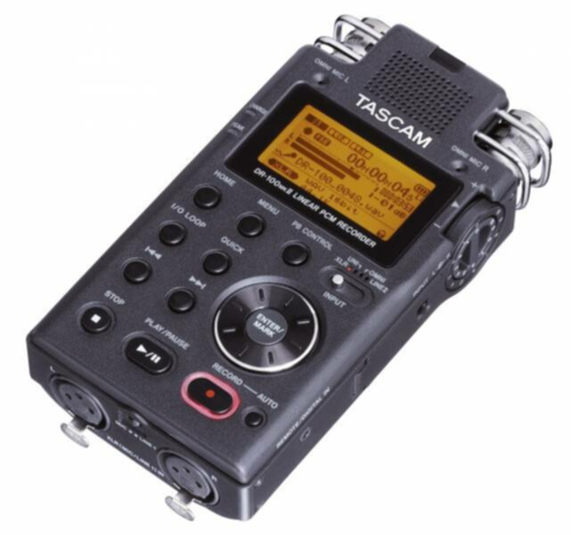 Tascam DR-100MKII - Image principale