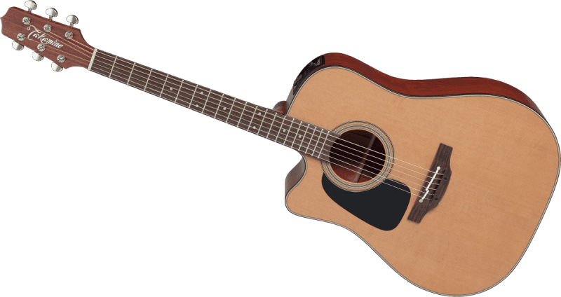 Takamine P1DCLH - Image principale