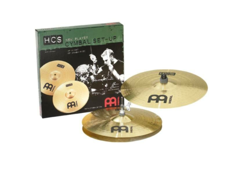 Meinl Cymbales PACK CYMBALES HCS - Image principale