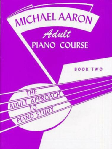Belwin Aaron Adult Piano Course: Book 2 - Image principale