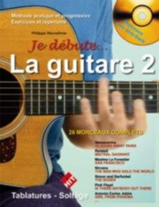 REPERTOIRE PROGRESSIF Vol 1 Guitar