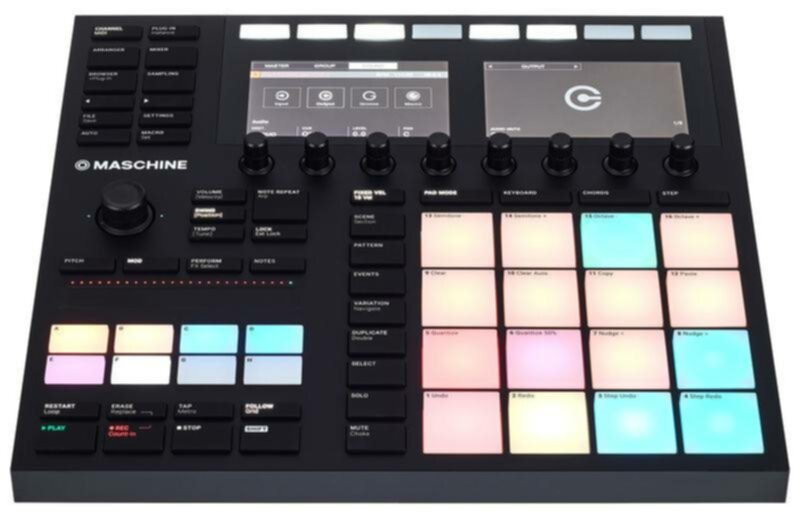 Native Instruments Maschine MK3 Black - Image principale