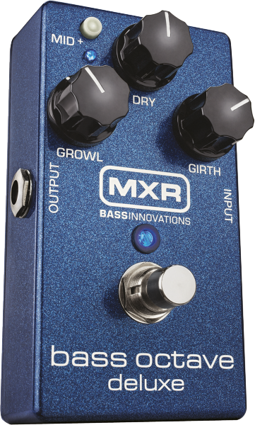 MXR M288 Bass octave deluxe - Image principale