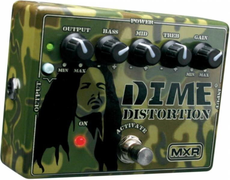 MXR MDD11 Dime distortion - Image principale