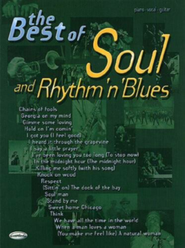Carish The Best Of Soul And Rhythm 'N' Blues - Image principale