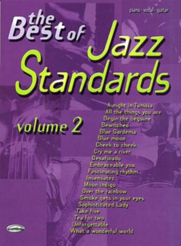 CARISH The Best Of Jazz Standards: Vol  2 - 16,70€ - Guitare, Piano