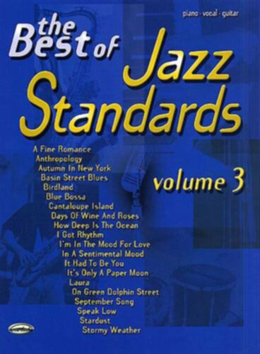 Carish The Best Of Jazz Standards: Vol. 3  - Image principale
