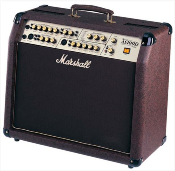 Marshall Ampli acoustique marshall AS100D - Image principale