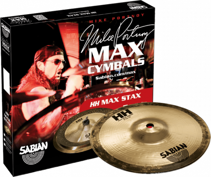 Sabian 15005MPH Stack - Max Stax high Mike Portnoy HH REMASTERED - Image principale