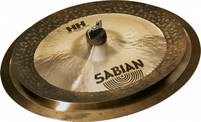 Sabian 15005MPL Stack - Max Stax low Mike Portnoy HH REMASTERED - Image principale
