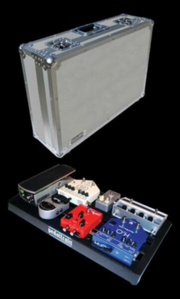 Pedaltrain PEDAL TRAIN 2 HARD CASE - Image principale