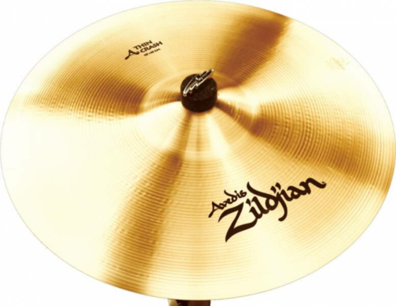 Zildjian AVEDIS 17 MEDIUM THIN CRASH - Image principale