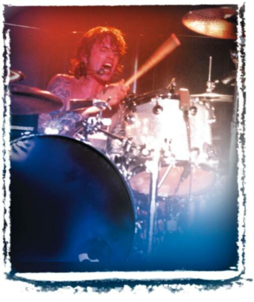 Zildjian HOUSSE CYMBALES TOMMY LEE	 - Image principale