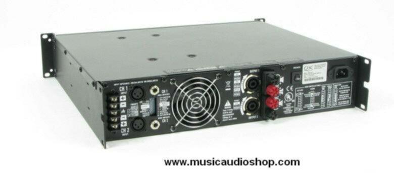 qsc rmx 2450 service manual