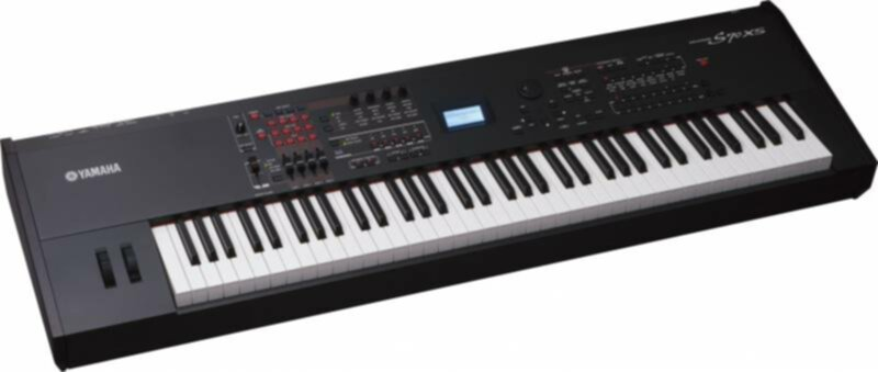Yamaha Synthétiseur S70 XS - Image principale