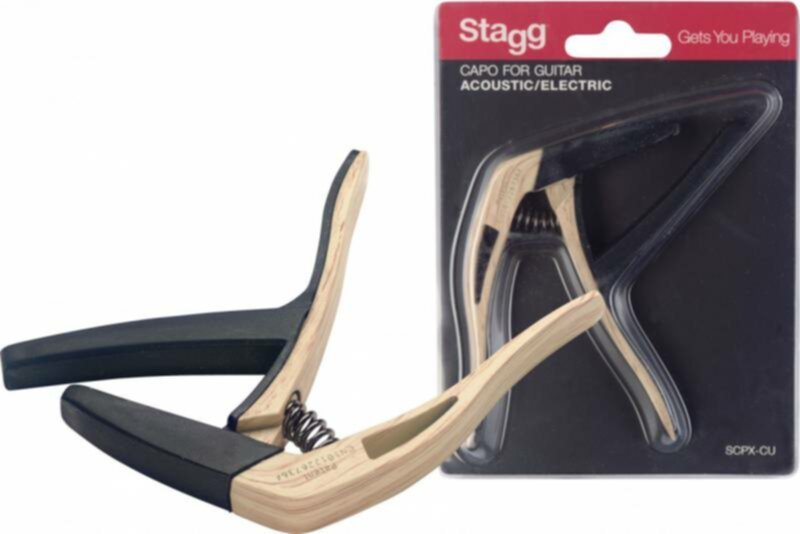 Stagg SCPX-CU CLWOOD - Image principale