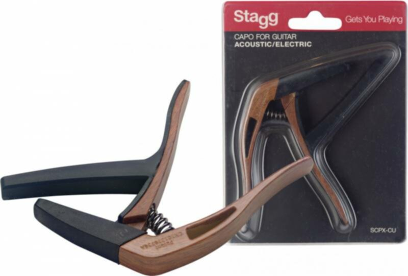 Stagg SCPX-CU DKWOOD - Image principale