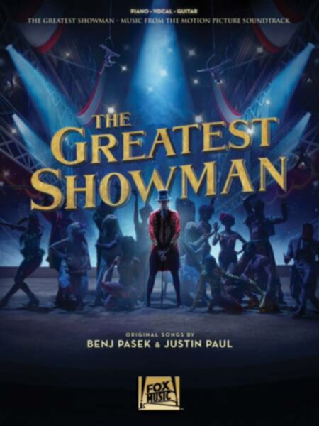 Hal Leonard The Greatest Showman - Image principale