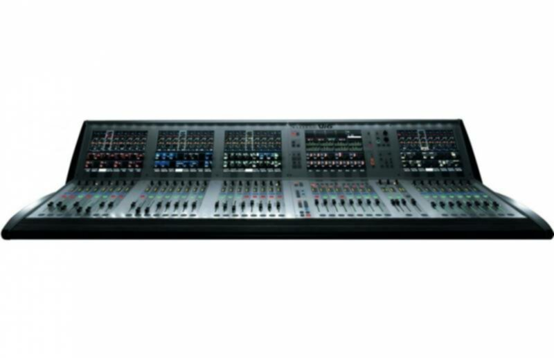 Soundcraft vi6 64 32 cat5 56830 00 guitare piano for Table de mixage yamaha 6 pistes
