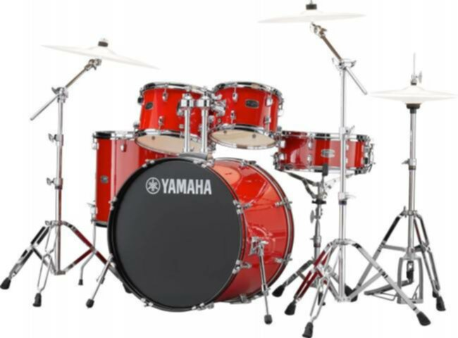 Yamaha RYDEEN STAGE22 HOT RED - Image principale