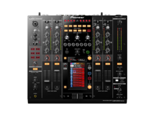 Djm 2000 nexus pioneer chez music audio shop guitare - Table de mixage professionnelle studio ...