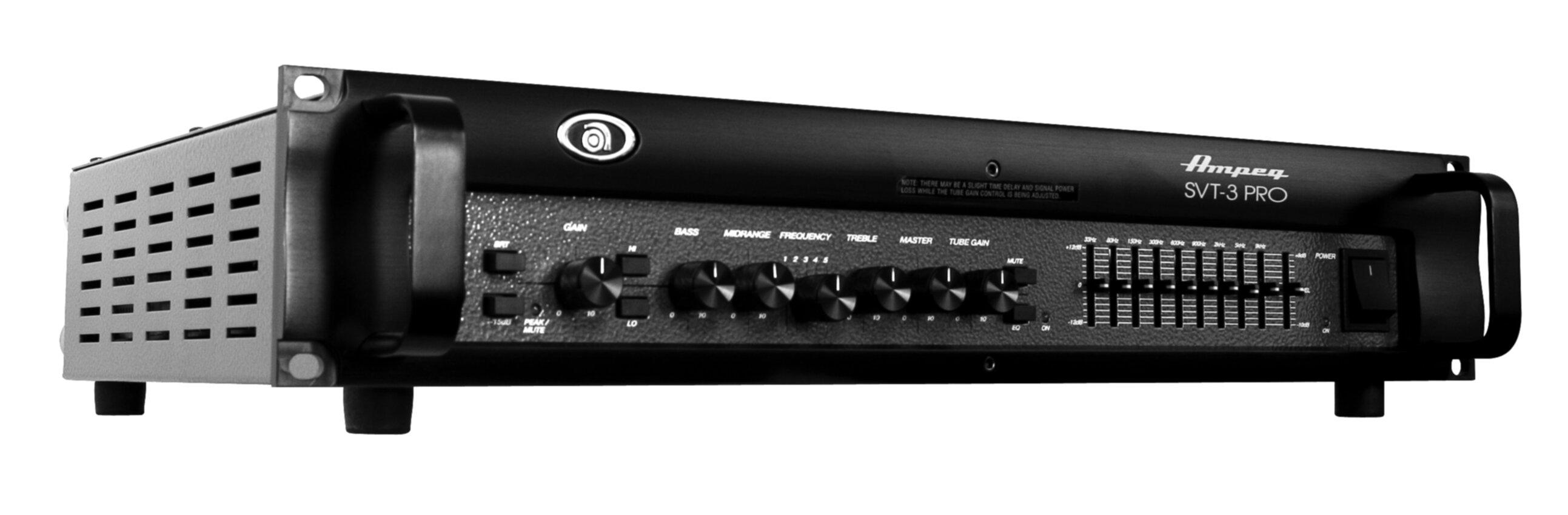 Ampeg Svt 3pro Preampli Basse A Lampes 1249 00 Guitare Piano