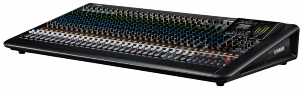 Table de mixage en ligne youtube