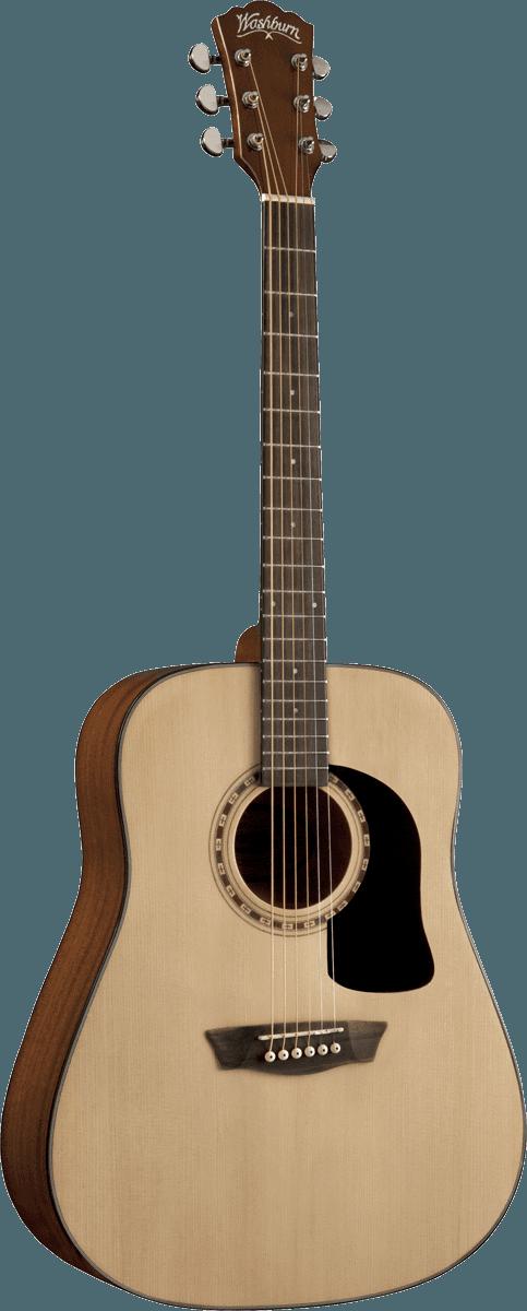 WASHBURN AD5 Guitare acoustique - 149,00€ - Le meilleur ...