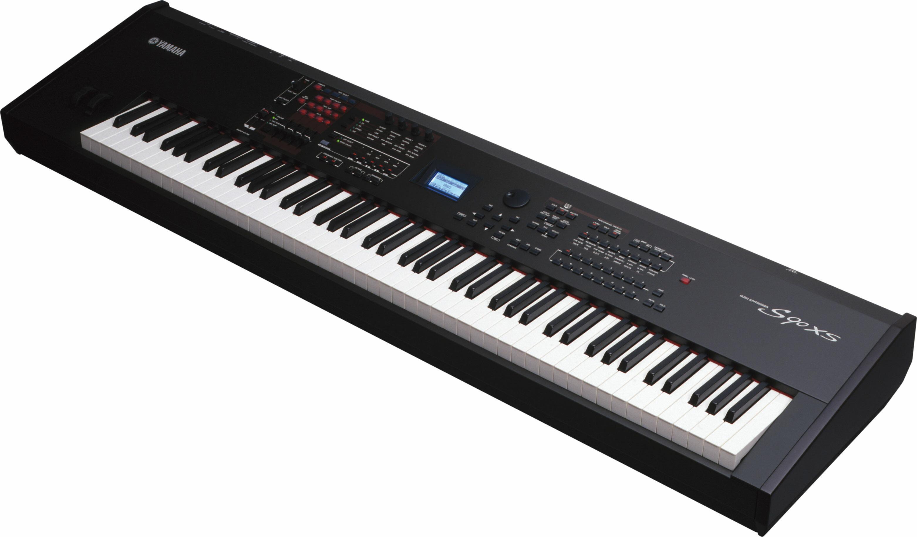 piano yamaha synthétiseur