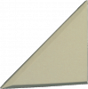 "Primacoustic APEX-B Accent - Triangulaire 2""-beige"
