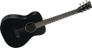 Martin & Co Guitare LX-BLK