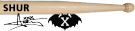 Vic Firth HUR Andy Hurley